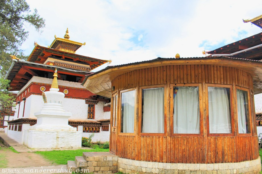 bhutan road trip attractions