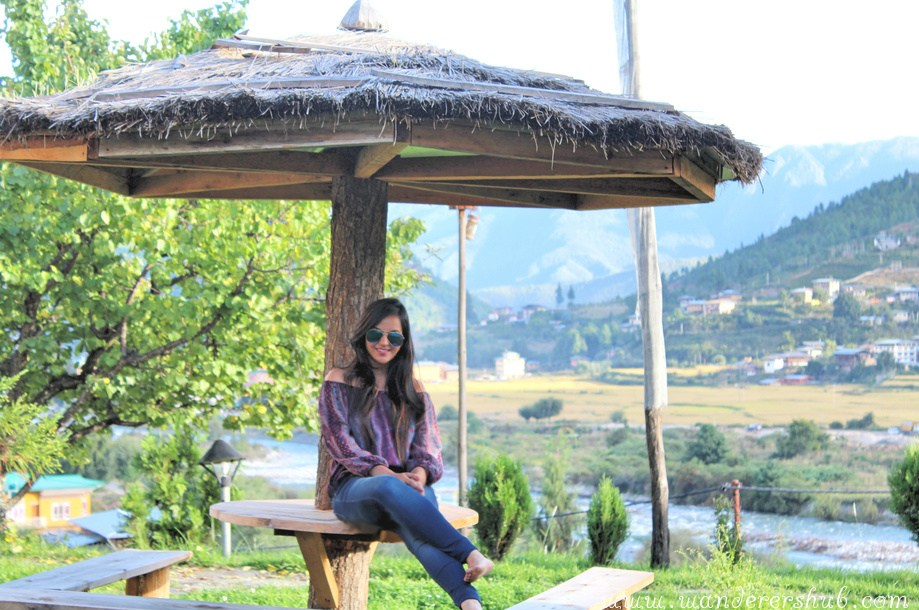 Our stay in Paro during bhutan road trip
