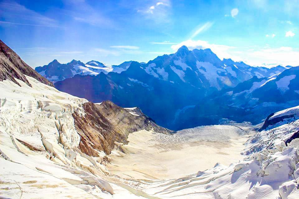 best of Switzerland mountain peaks
