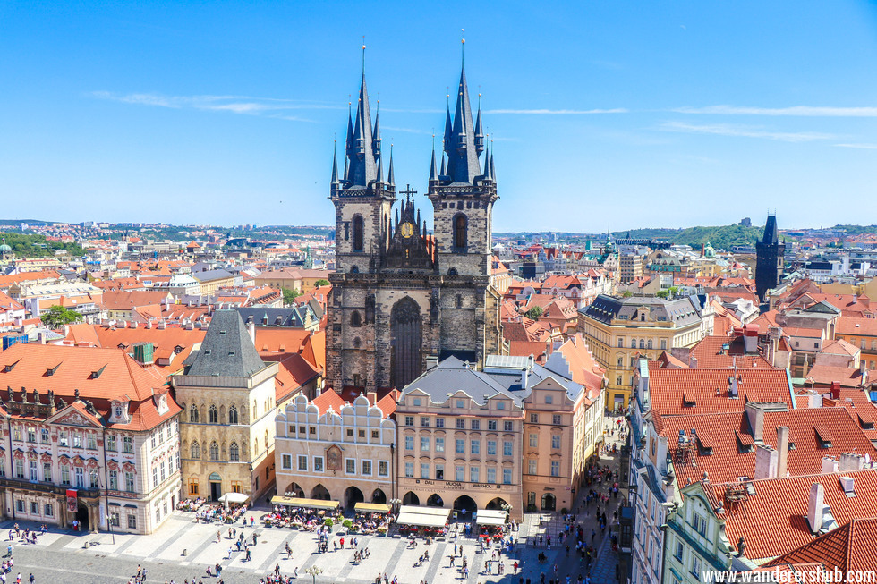 what to do in Prague in 3 days