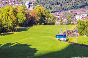 Mount rigi to Lucerne Arth-Goldau