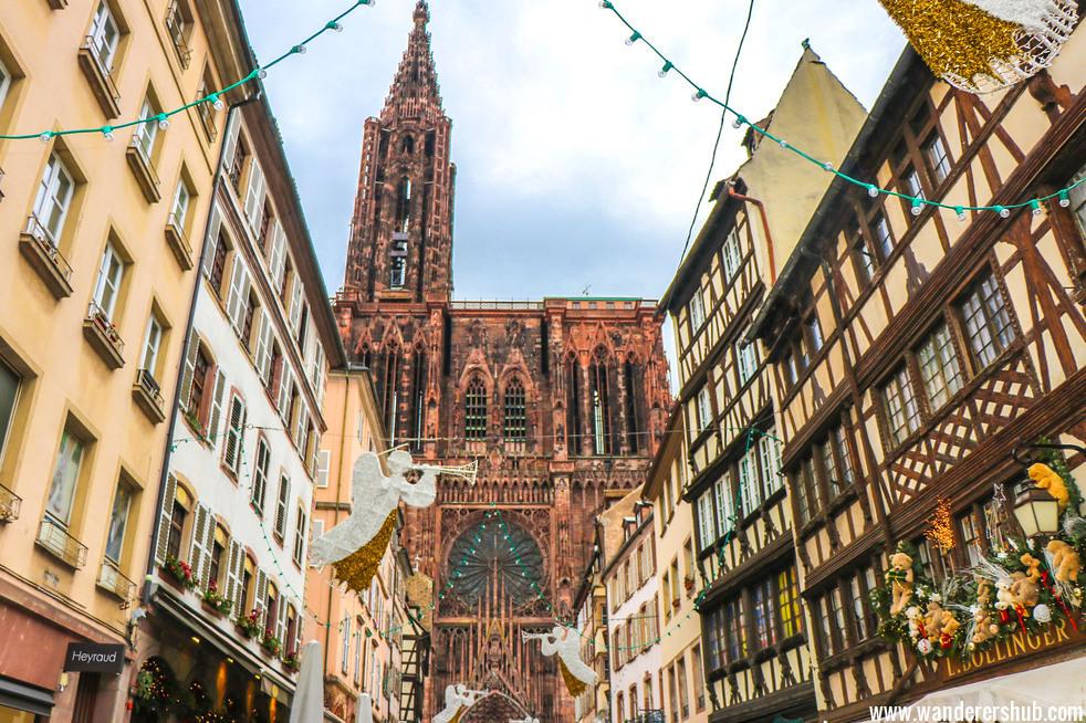 Strasbourg Christmas market fun
