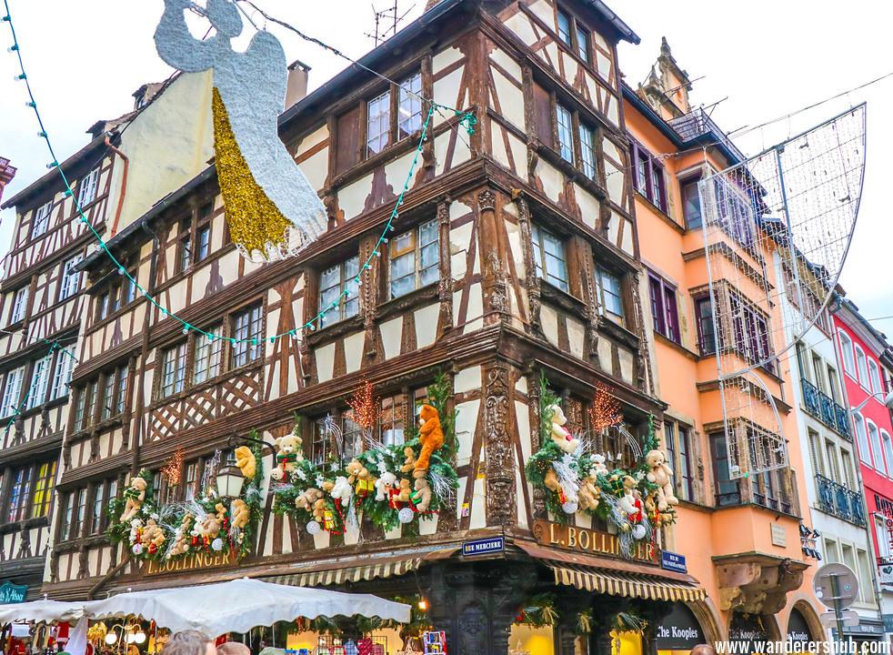 Strasbourg Christmas Market Europe