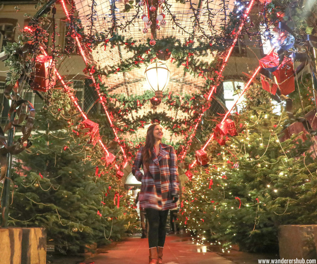 Strasbourg Christmas market Alsace