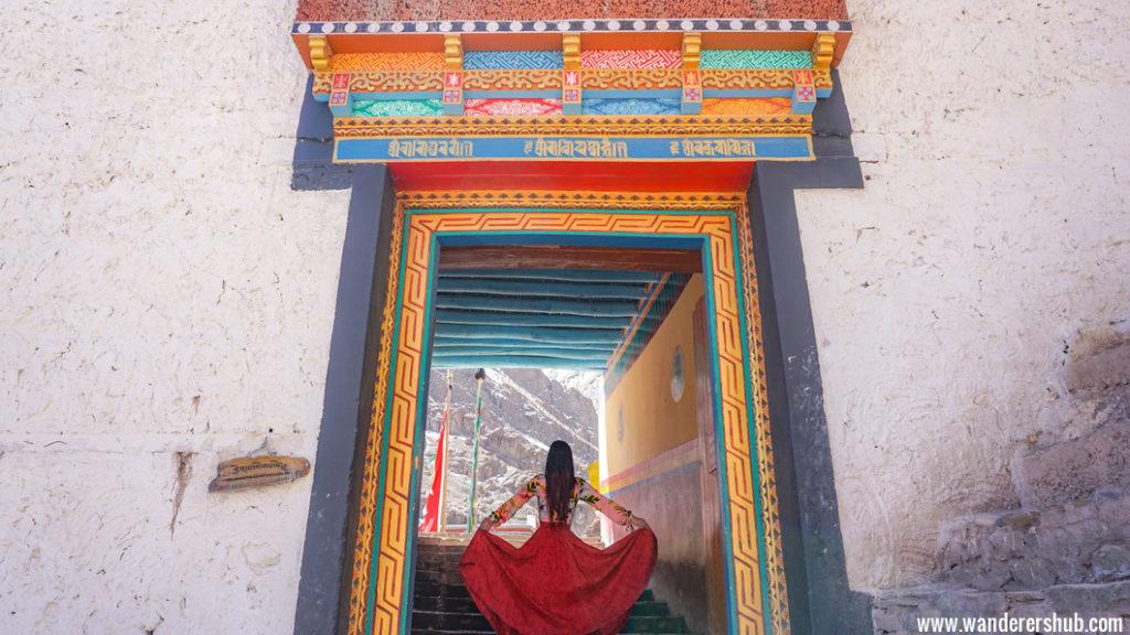 Leh Ladakh road trip attractions