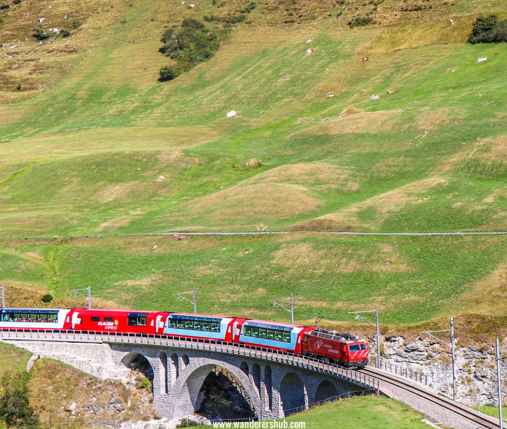 Eurail global passes for train travel