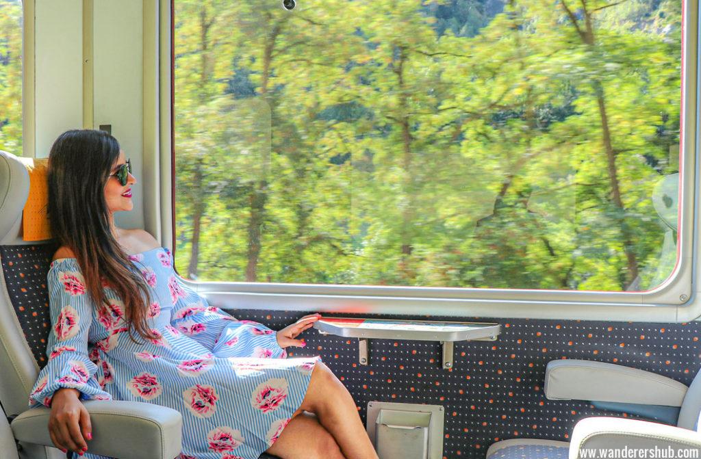 Eurail global pass train travel