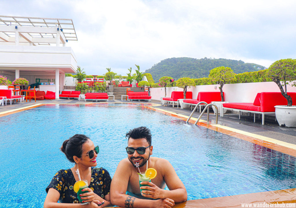 Swissotel Patong Phuket resort review