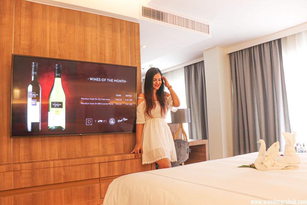 Swissotel Patong Phuket hotel review