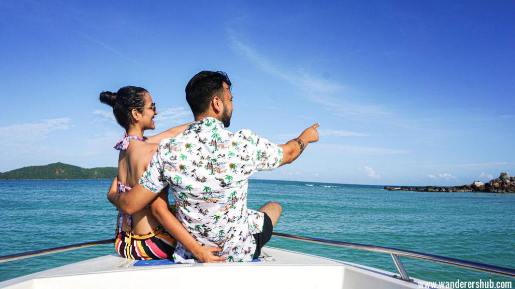 Phi Phi Island tour in Phuket