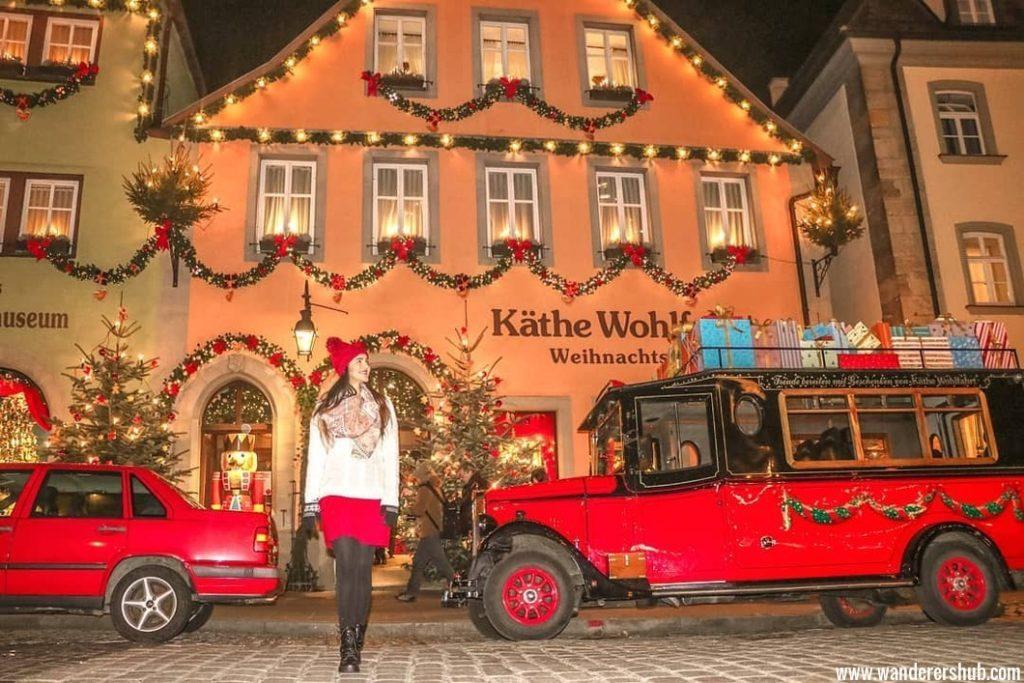 Kathe Wohlfahrt Rothenburg