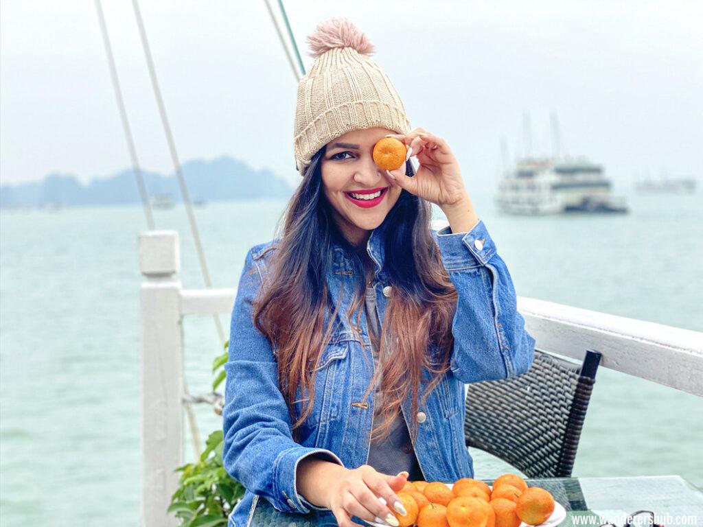 Halong Bay luxury cruise tour