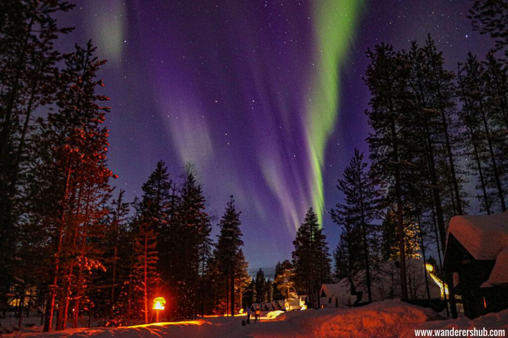 Aurora Village Ivalo Finland