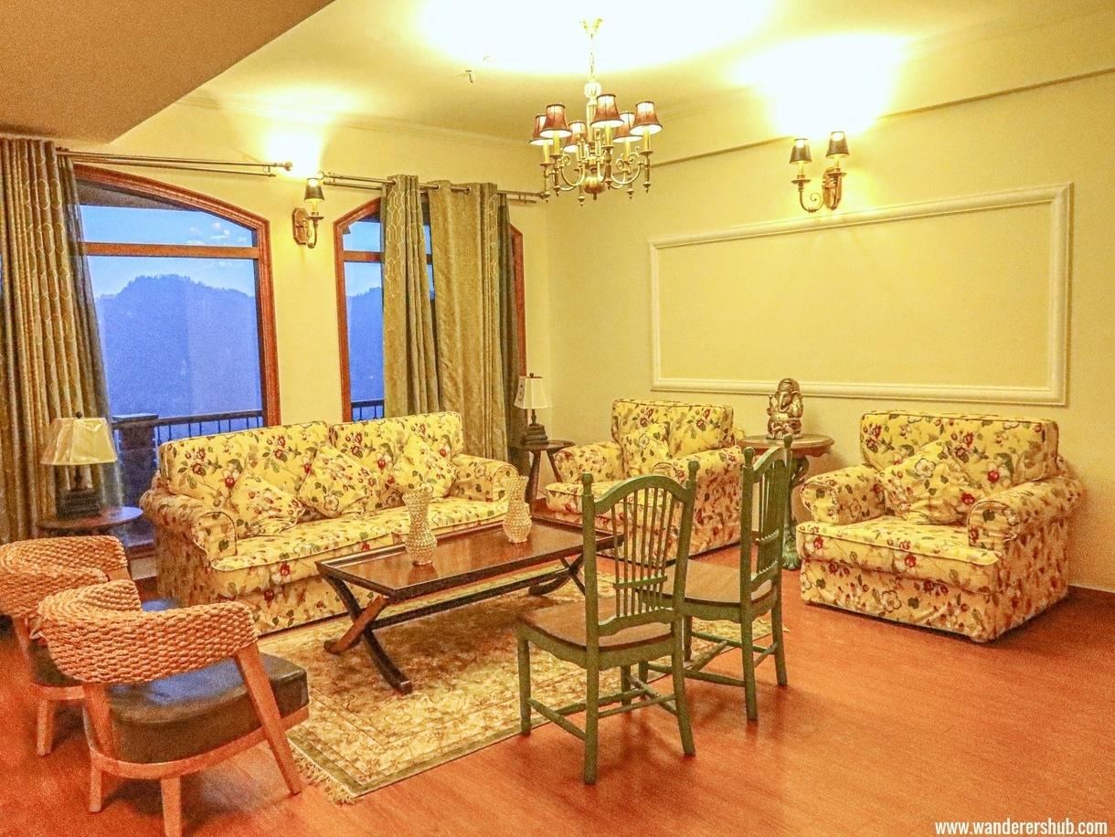 Stay at Aurumah Valley on your Delhi to Naldhera Itinerary